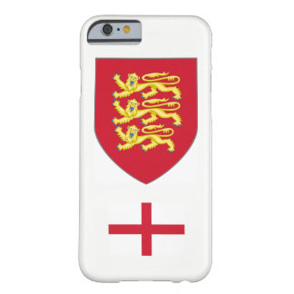 England iPhone Case - Arms & Flag