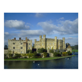 England, Kent, Leeds Castle Postcard