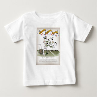 england left wing footballer baby T-Shirt