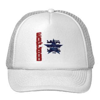 England logo 1966 star South Africa soccer gear Trucker Hats