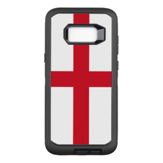 England OtterBox Defender Samsung Galaxy S8+ Case