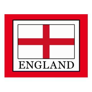 England Postcard