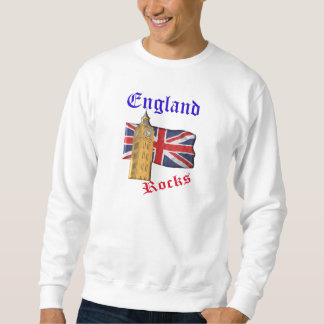 England Rocks Sweatshirt