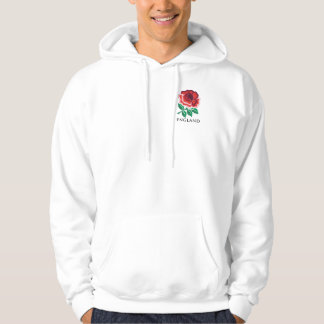 England Rugby Hooded Pullovers