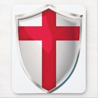 England Shield Mouse Pad