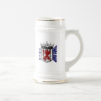 England shield soccer lovers gifts beer stein