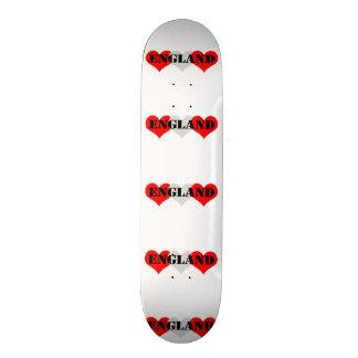 England Skate Board Deck