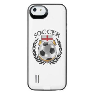 England Soccer 2016 Fan Gear iPhone SE/5/5s Battery Case