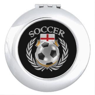 England Soccer 2016 Fan Gear Vanity Mirror