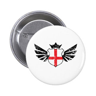 England soccer buttons