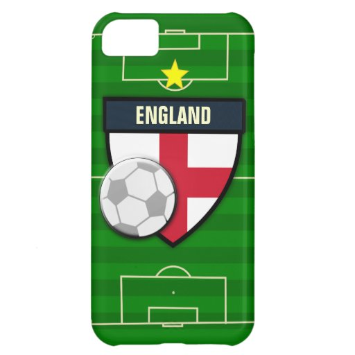 England Soccer iPhone 5C Cover