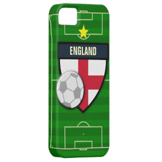England Soccer iPhone 5 Cover