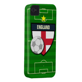 England Soccer iPhone 4 Covers