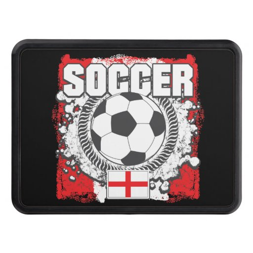 England Soccer Hitch Covers