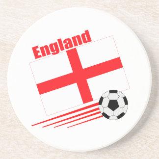 England Soccer Team Coasters