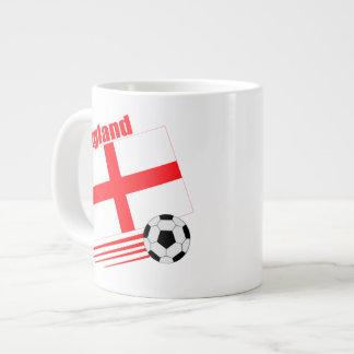 England Soccer Team Jumbo Mug