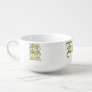 England | The Royal Arms Soup Mug