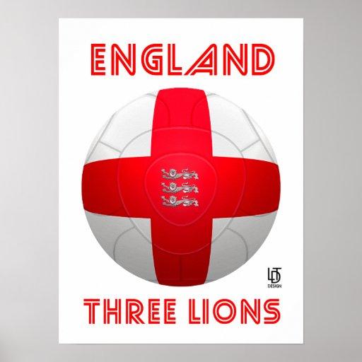 England Three Lions