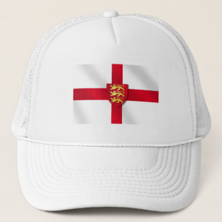 England Three Lions St. Geroge's flag gifts Trucker Hat