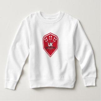 England Traditional Pub Games Sweatshirt