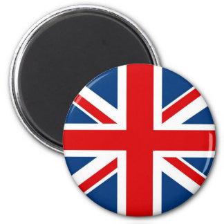 England Union Jack / British Flag Fridge Magnet
