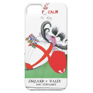 england v wales rugby balls from tony fernandes iPhone 5 cover