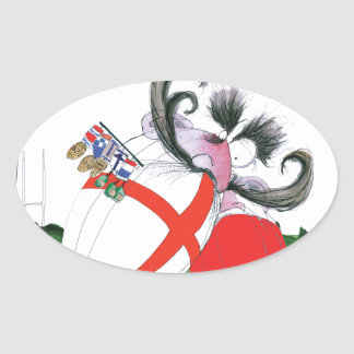 england v wales rugby balls from tony fernandes oval sticker