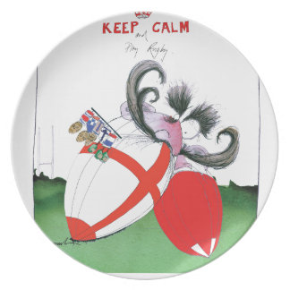 england v wales rugby balls from tony fernandes plate