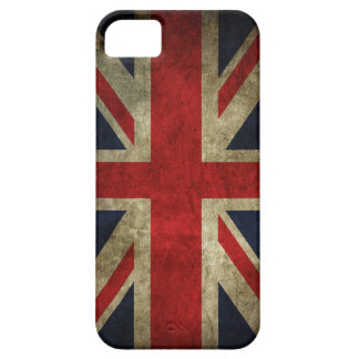 England Vintage marries iPhone 5 Cover