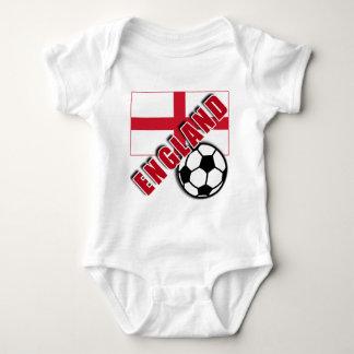 ENGLAND World Soccer Fan Tshirts
