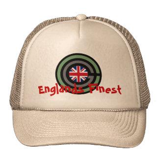 Englands Finest Cap