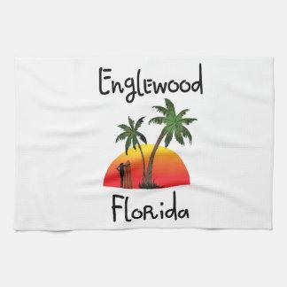 Englewood Florida Kitchen Towel