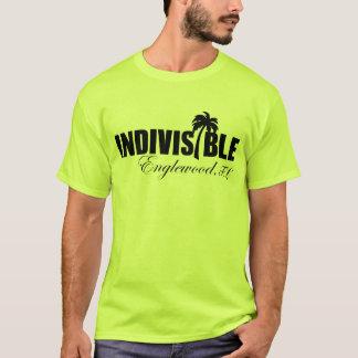 ENGLEWOOD Indivisible men's t-shirt blk logo