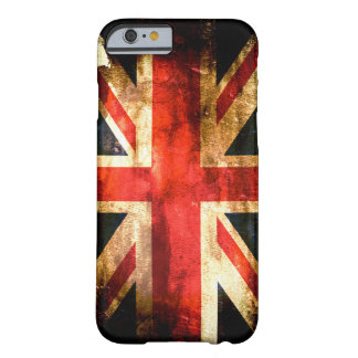 English Barely There iPhone 6 Case