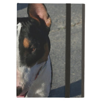 English bull terrier dog iPad air covers