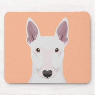 English Bull Terrier Mouse Pad