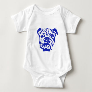 English Bulldog Baby Bodysuit