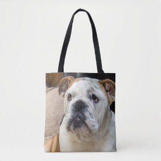 English Bulldog bag