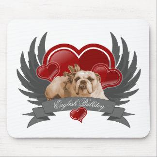 English Bulldog - Best Gift Ever Mauspads