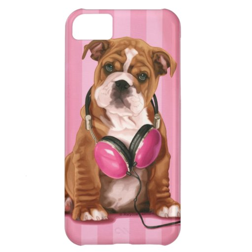 English Bulldog iPhone 5C Cover