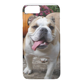 English Bulldog Cute Funny iPhone 7 case covers ca