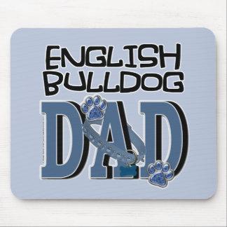 English Bulldog DAD Mousepads