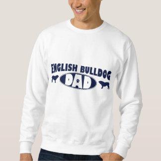 English Bulldog Dad Sweatshirt