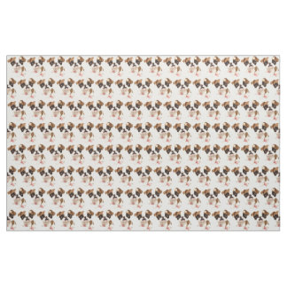English Bulldog Fabric
