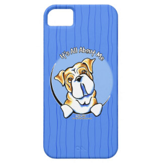 English Bulldog IAAM Case For The iPhone 5