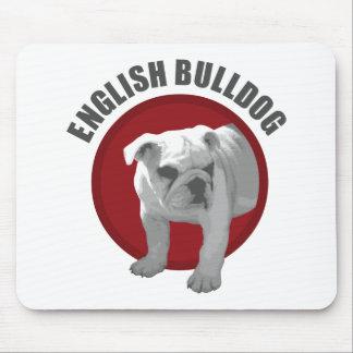 English Bulldog Mauspad