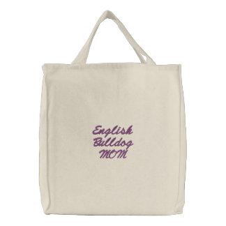 English Bulldog MOM Bags