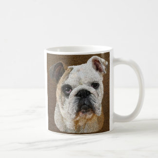 English Bulldog Mugs