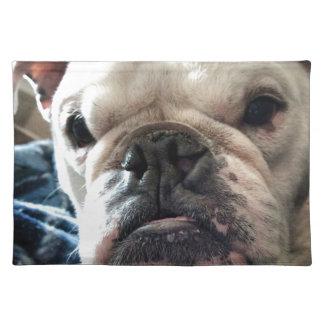 English Bulldog Placemat