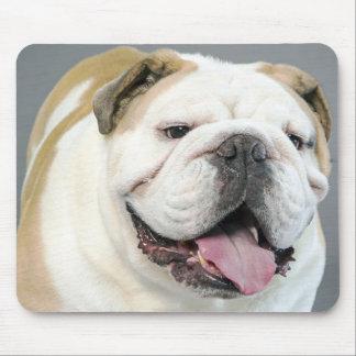 English Bulldog Puppy Dog Canine Mousepad